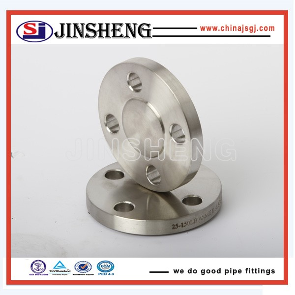 asme b16.5 stainless steel flanges stub end