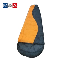 Spring or summer outdoor camping thickened sleeping bag