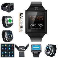 China Supplier Innovative New Product MTK6577 Android 4.0 wrist watch cell phone
