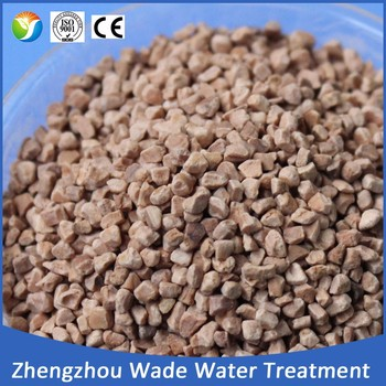 1-2mm 2-4mm walnut shell grits filter media for oil water filtration