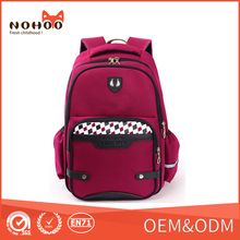 NOHOO New School Bags For Teenage Girls, Waterproof And Polyester Material School Backpack For Boy