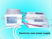 electronic neon power supply