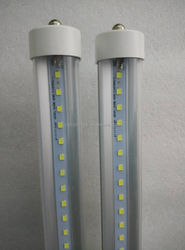 Free shipping Best price led tube 8ft 40w single pin t8 tube smd2835 daylight