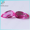 AAA grade hot sale rough synthetic ruby