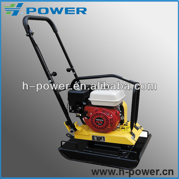 petrol engine new design forward compact plate compactor price HP-C100H