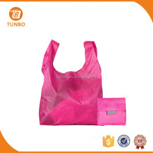 Cheap Promotion ECO pp woven folading shopping bags for shopping