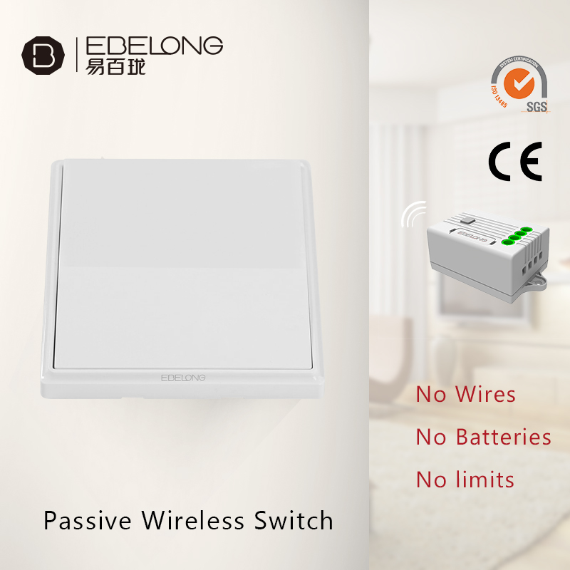 High quality ebelong waterpproof rf 433mhz wifi controlled light switch