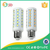dimmable CE RoHS Listed 7W 10W 12W 15W 18W E27 CHEAP dimmable corn led lamp e40 100 watt