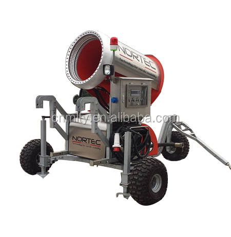 Indoor outdoor snow ice making machine for theme park