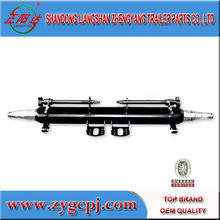 China low price steerable trailer axles