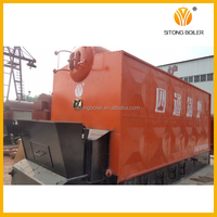 double drum steam boiler,high capacity biomass fired steam boiler,double boilers for sale