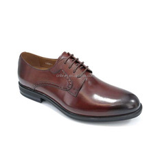 Breathable handmade Man leather bridal dress shoes