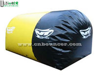 Commercial inflatable paintball bunker for sale
