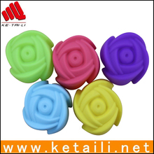 hot selling cake decoration silicon forms OEM