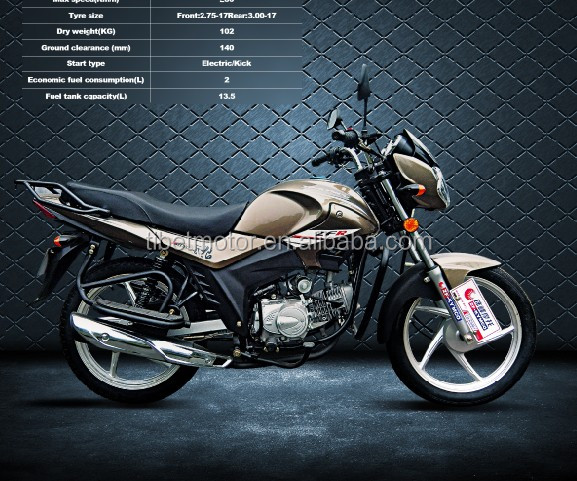 china motorcycle wholesale street bike 125cc motorcycle for sale cheap ZF125-A