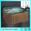 Wooden bath barrel/flexible bath tub/showers and baths