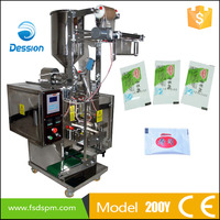 Dession Automatic Wasabi/Mustard Sauce Packing Machine