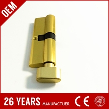high security brass 50mm tubular lock with master key with low price