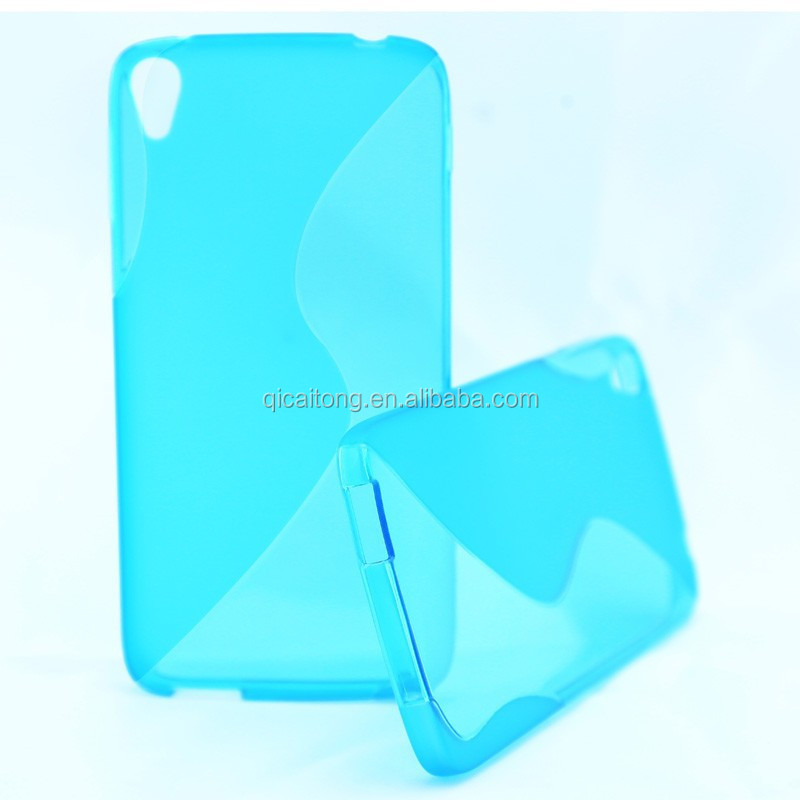 S Line Flexible TPU Protective Mobile Phone Case Cover for alcatel ldol 3 3.5 6045Y
