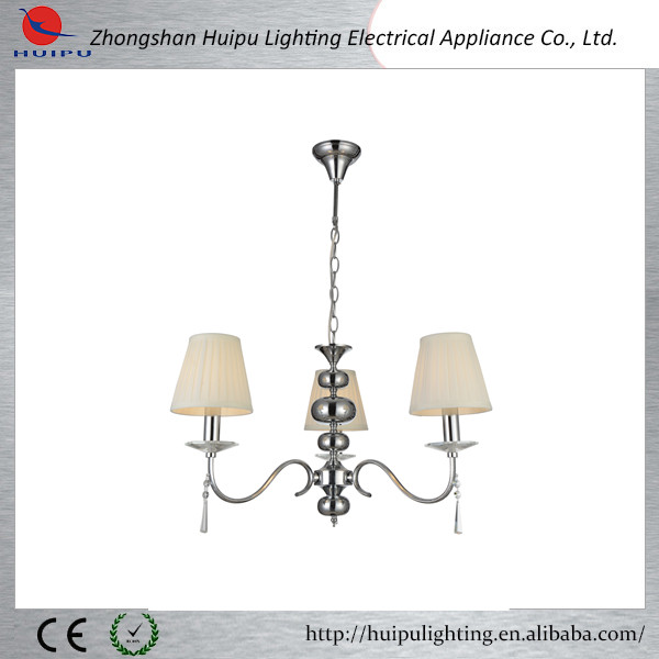 2015 Chinese fish chain chandelier for living room