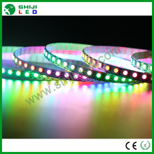 Mini sk6812 full color 144pcs ws2812b 7.5mm programmable led strip