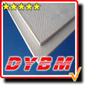 pvc gypsum board with aluminum foil backing manufacturer