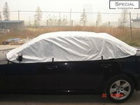 Polyester car roof cover