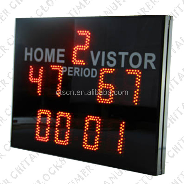 World Cup 2014 LED Used Electronic Football Scoreboard
