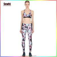 Latest Design Camo Leggings Custom Printed Tights Leggings