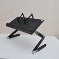 Modern design portable folding laptop table for laptop