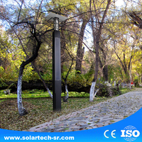 10w Solar Garden Lights Solar Power