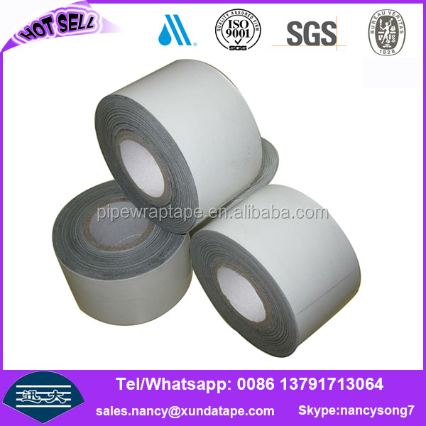 anti corrosion tape similar 955-20 outer butyl rubber pipe wrap tape