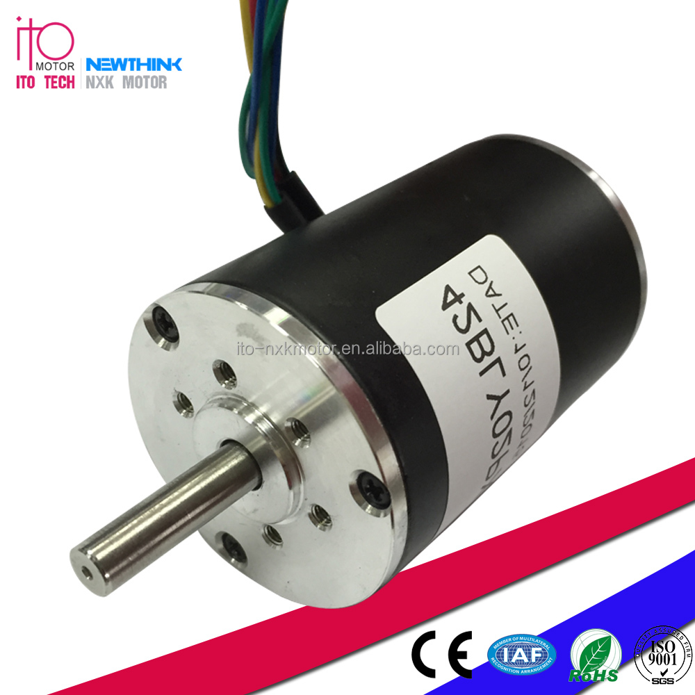 Factory direct supply 6-24V BLDC BRUSHLESS DC MOTOR for sale