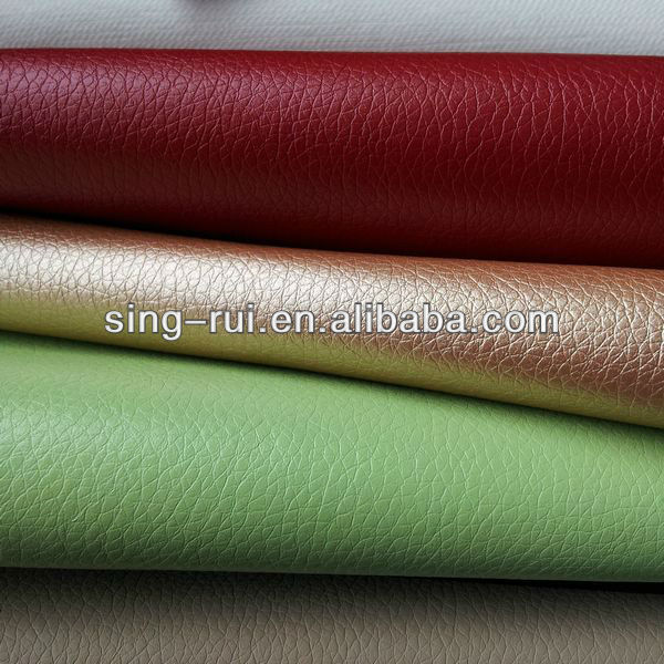 pu leather for sofa and furniture( 2013 new hot products)