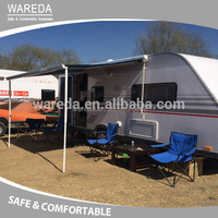 100% Waterpfoof Faded Vinyl Fabric Perfect Caravan Awning
