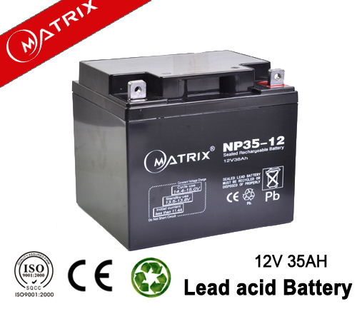 12v 35ah china storage lead acid ups battery suppliers