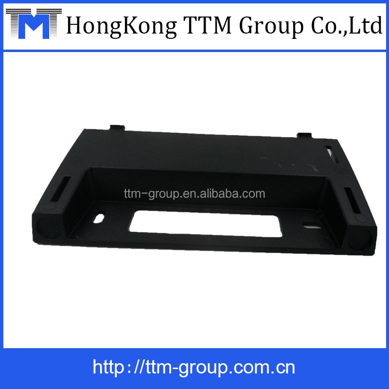 Dongguan Plastic parts, 1*2 cavity injection mould.