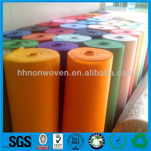 2014 high quality Manufacturer production nonwoven fabric felt roll