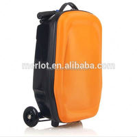 PC/EVA luggage bajaj scooter spare parts with 3 wheels