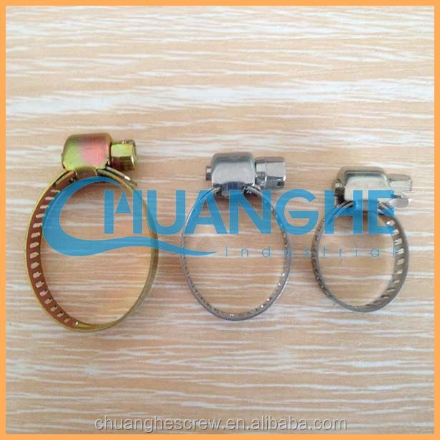 exhaust spring clamp