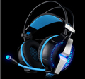 KOTION EACH G7000A 7.1 vibration sound gaming headset computer game headphone with Mic LED Light