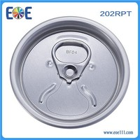 202RPT 52mm pet bottle caps price Beverage Energy drink easy open end