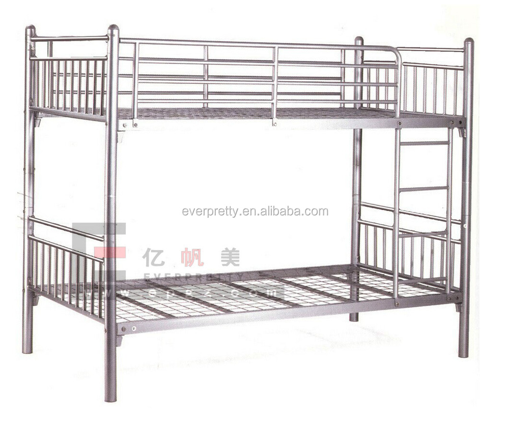 Strong Metal Frame Bunk Beds For Adult, View Metal Frame Bunk Beds, EVERPRETTY Product Details