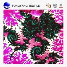 super quality china wholesale polyester printed velvet in india market latest