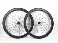 Strong 50mm 700c bike carbon clincher wheel