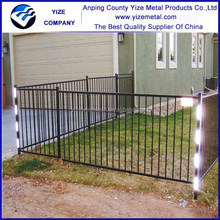 Quality Products wrought iron fence finials