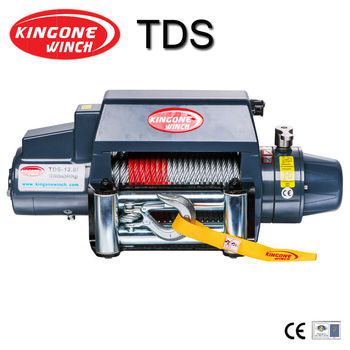 offroad winch 4x4 winch TDS-12.0i electric winch