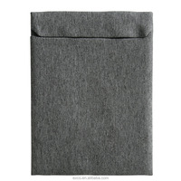 Hot new EXCO Grey Eco-friendly blending material best laptop bag cheap sleeves for iPad