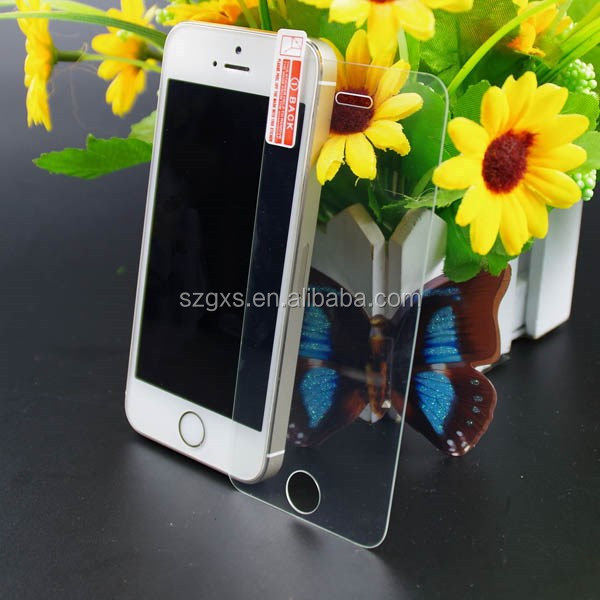 good design LCD Cell Phone Clear 0.33mm 9H Tempered Glass Screen Skin Guard Protector for Samsung Galaxy Fame
