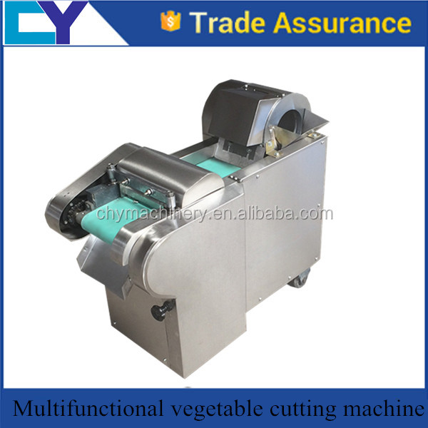 industrial vegetable cutter machine/multifunction root vegetable dice/slice cutting machine for Eggplant, tomato and pepper